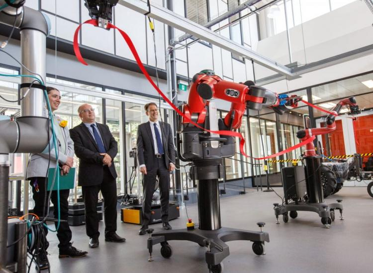 Red River College College Opens Doors To New State Of The Art Smart Factory