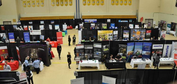 A Clear Look At Your Next Career Move Cambrian College Hosts Career Fair Conference Set For February 4