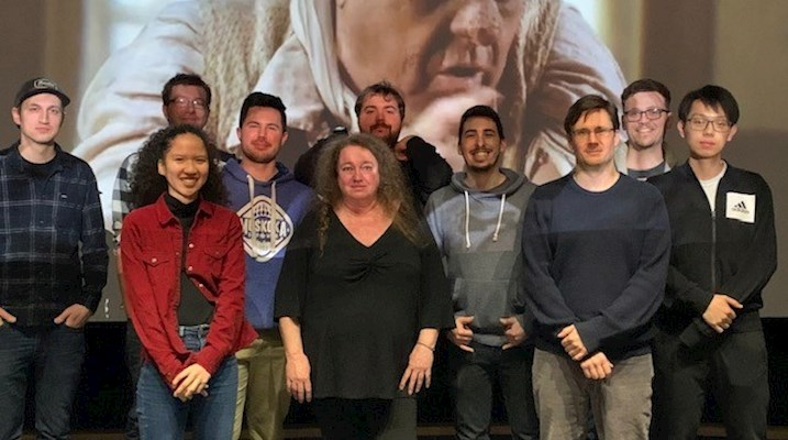 Canadore College Canadore College Post Production Students Work With Montreal Filmmaker On Latest Project